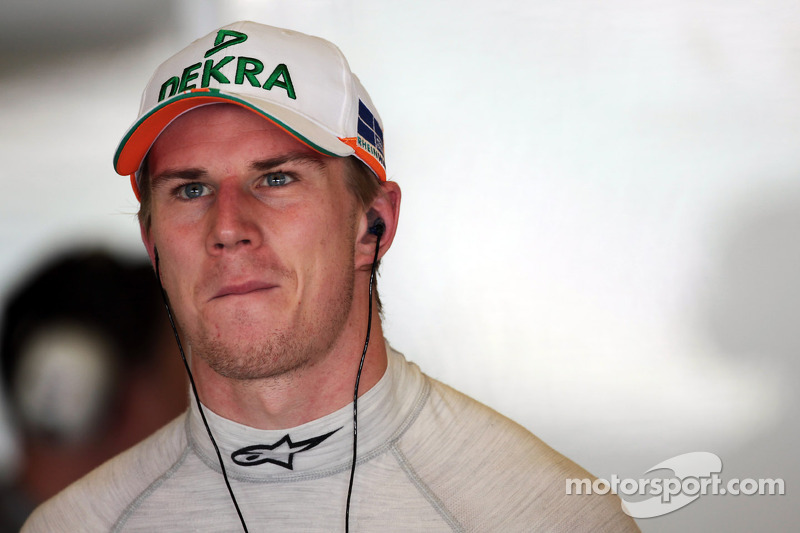 Ferrari 'special' admits Hulkenberg
