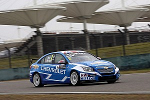 WTCC Race report Menu wins Shanghai race 1 while Huff grabs points lead with race 2 victory