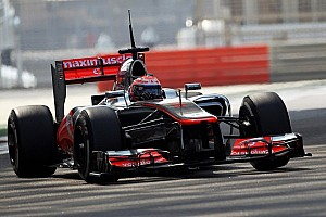 Formula 1 Testing report Magnussen fastest on day one of  Abu Dhabi Young Driver test for McLaren