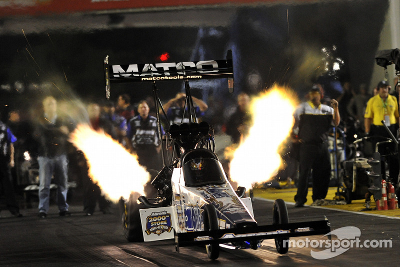 NHRA season going out with suspense