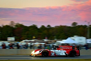 Grand-Am Preview Plowman steps into the future at Daytona testing