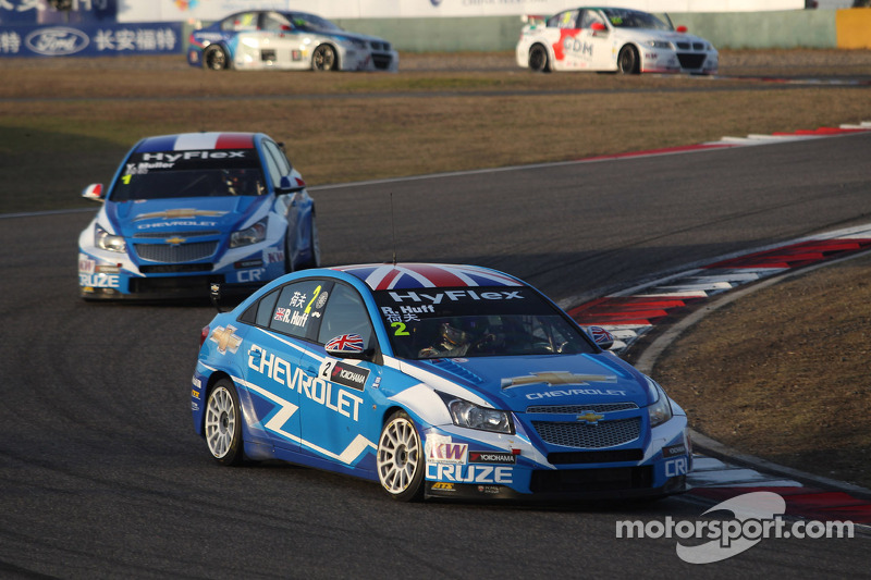 Macau to stage title decider and Chevrolet's farewell