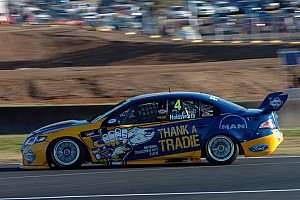 V8 Supercars Preview Holdsworth ready for country racing in Winton - V8 style