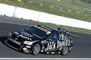 V8 Supercars Practice report Challenging Friday practice for Jack Daniel's Racing at Winton