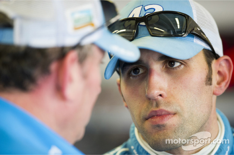 Richard Petty Motorsports re-signs Ambrose and Almirola