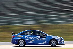 WTCC Breaking news Chevy racer Rob Huff crowned 2012 champion