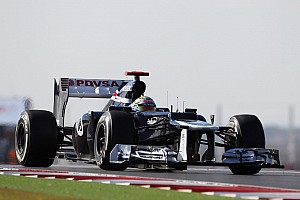 Formula 1 Race report Williams finished as started in Austin, ninth and tenth