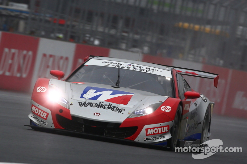 Carlo van Dam seventh in Sprint Cup at Fuji