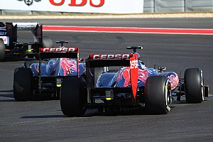 Formula 1 Preview Toro Rosso prepares for challenging Interlagos circuit