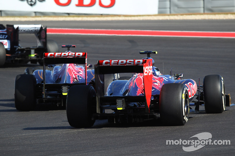Toro Rosso prepares for challenging Interlagos circuit
