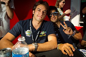 Grand-Am Breaking news Felipe Nasr returns to Daytona 24 Hours with Action Express
