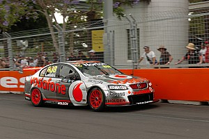 V8 Supercars Race report Lowndes gains valuable points at Homebush and moves to second in Championship