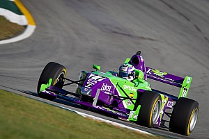 Indy Lights Breaking news Veach to compete for Andretti Autosport in 2013