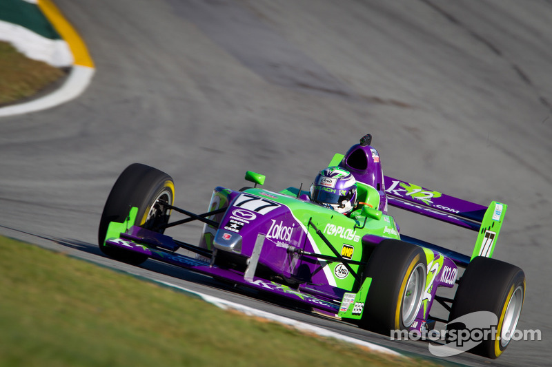 Veach to compete for Andretti Autosport in 2013