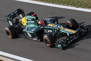 Formula 1 Rumor Van der Garde waiting for Caterham's decision