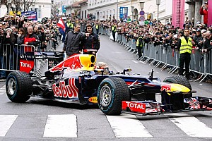 Red Bull as mythical as Ferrari?