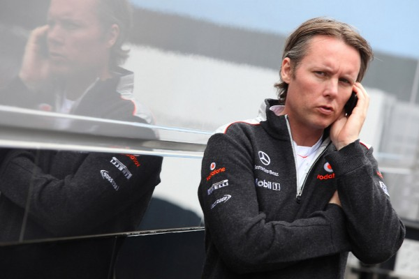 McLaren's Sam Michael expects same scenario for 2013 title fight