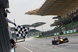 GP2 Breaking news Eleven events revealed on 2013 calendar