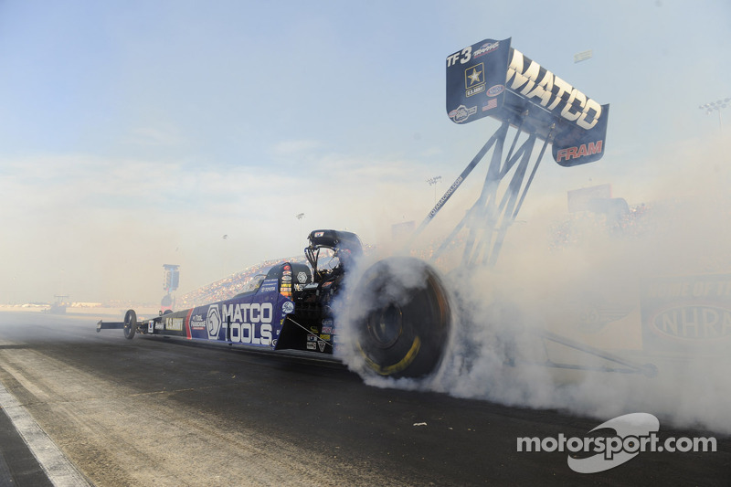 DSR dominates drag racing on AARWBA 2012 All-America team