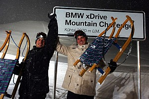 DTM Special feature BMW xDrive Mountain Challenge: Kaymer versus Spengler