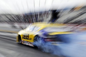 NHRA Blog Coughlin on the upswing
