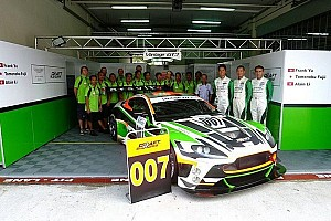 Asian Le Mans Interview Mark Goddard and team are ready for Asian Le Mans Series contest