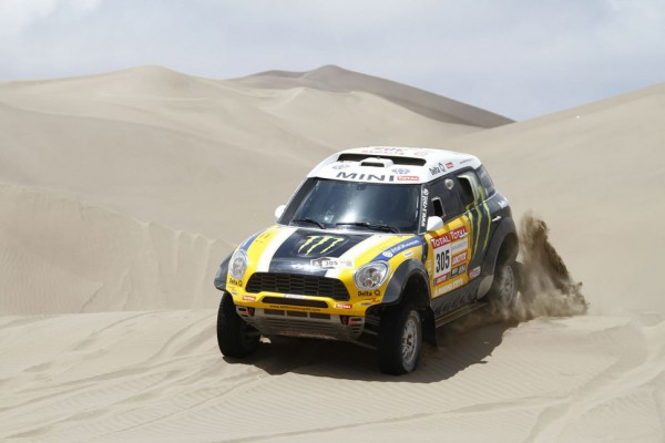 Mini driver Joan Nani Roma is ready for Dakar 2013 challenge - video 