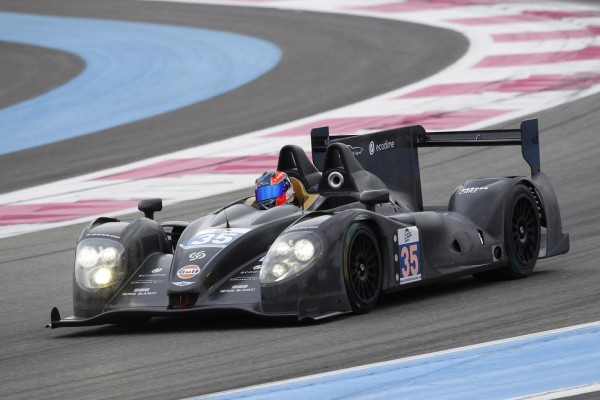 Onroak Automotive Morgan P2 heads for Asian LMS with KCMG