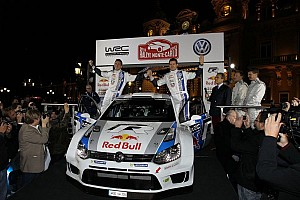 WRC Preview The stage is set: VW Polo R WRC makes its debut at the Rally Monte Carlo