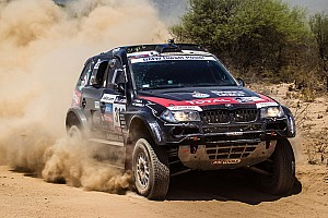 Dakar Stage report Home win for Argentinean Orlando Terranova on 10th stage