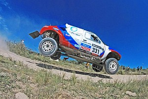 Dakar Stage report G-Force drivers enjoyed the challenging Stage 12