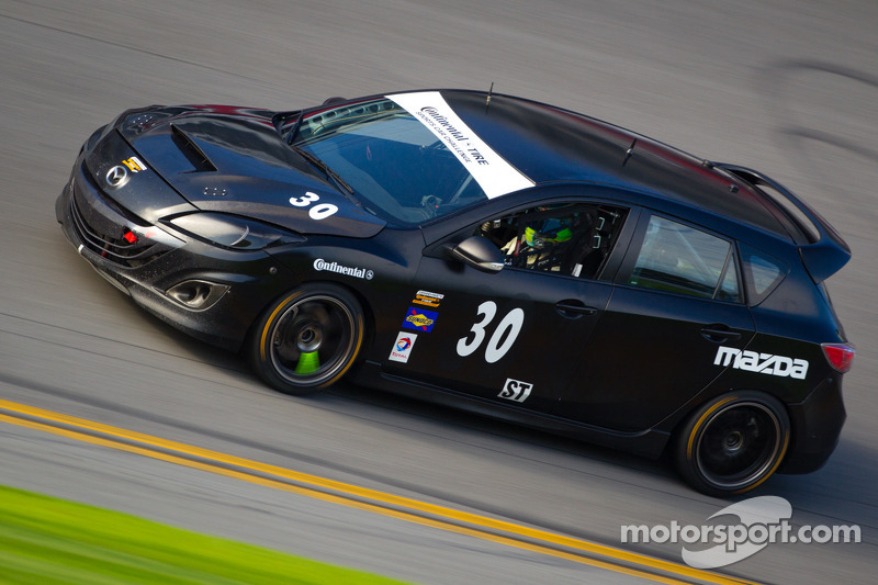 Ellis begins SCC championship quest at Daytona