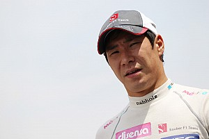 Pirelli set to name Kobayashi 2013 tester - reports