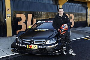 DTM Blog Robert Kubica: Great fun at Valencia