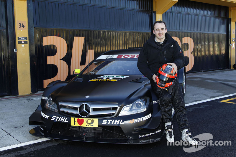 Robert Kubica: Great fun at Valencia