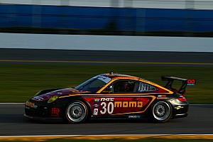 MOMO NGT Motorsport No. 30 back on track at Daytona