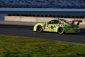 Grand-Am Race report FOAMETIX/Burtin Racing secures first top-10 finish in Rolex 24 At Daytona
