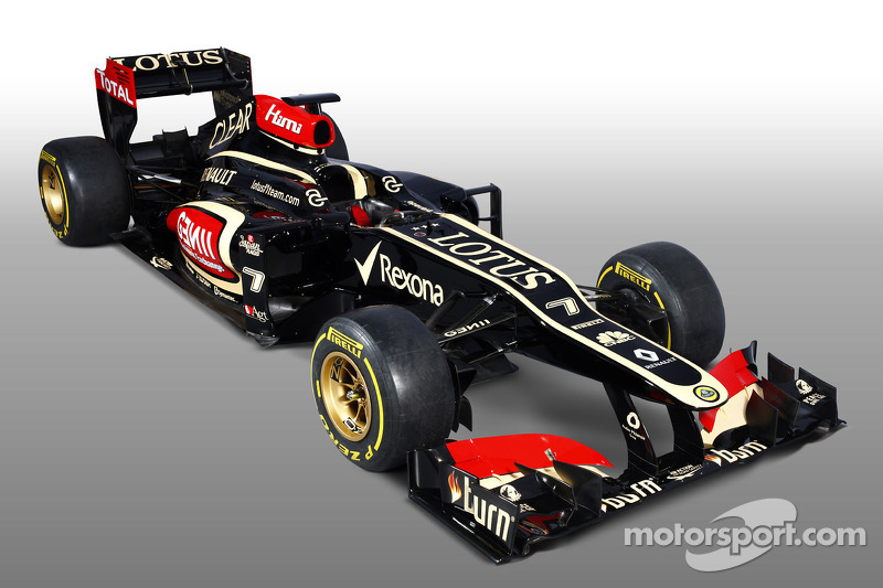 First view of new Lotus challenger - the E21