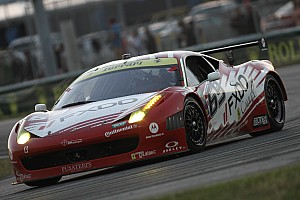 Grand-Am Race report AIM Autosport teams FXDD and R.Ferri have mixed Daytona 24H results