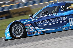 Grand-Am Race report Fighting Fifth for Spirit of Daytona Racing in Rolex 24