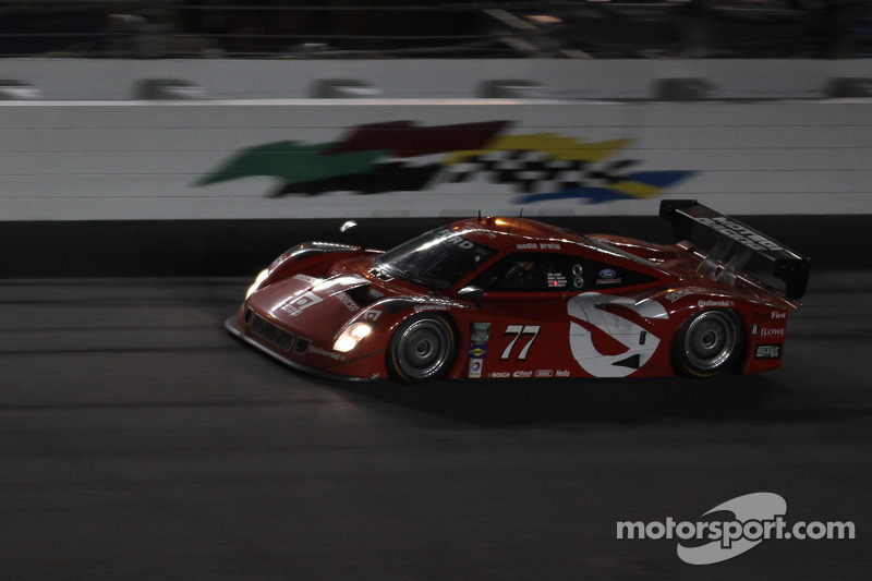 Doran Racing runs strong in new DP at Rolex 24 at Daytona