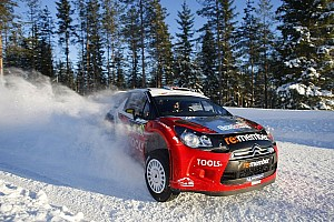 Other rally Breaking news Petter Solberg to attack RallyCross flat out for 2013