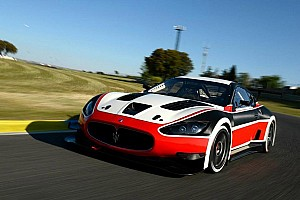 GT Breaking news Maserati enters the GranTurismo Mc into the ever-growing GT3 class