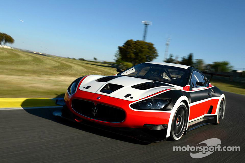 Maserati enters the GranTurismo Mc into the ever-growing GT3 class