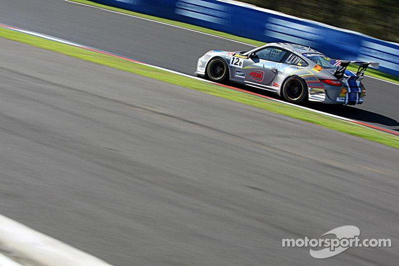 Competition Motorsports roll off from class B pole at Liqui-Moly Bathurst 12 Hour