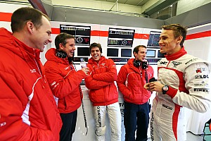 Formula 1 Breaking news Marussia to stay in F1 with new Concorde - Ecclestone