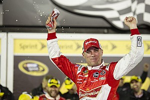 NASCAR Sprint Cup Press conference RCR's Harvick takes his third Daytona Unlimited win
