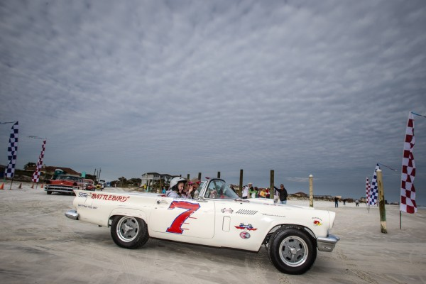 Legends of racing return to the beach at Daytona
