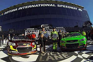 NASCAR Sprint Cup Blog Expect the unexpected at Daytona 500