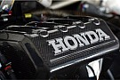 Gilles Simon working on F1 engine for Honda